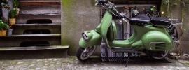 Huile scooter 2t